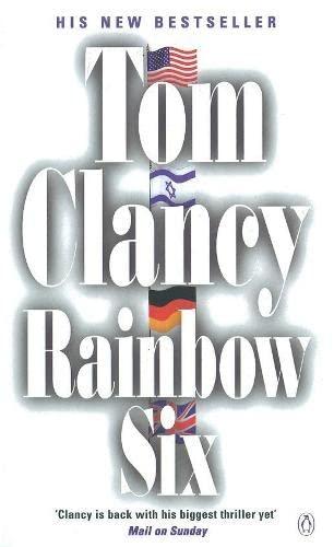 9780140274059: Rainbow Six (Roman)