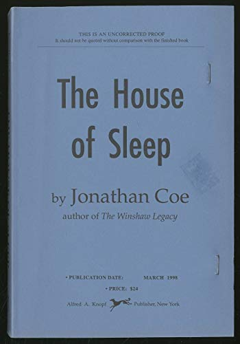 9780140274424: The House of Sleep