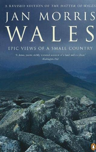 9780140274844: Wales Epic Views Of A Small Country