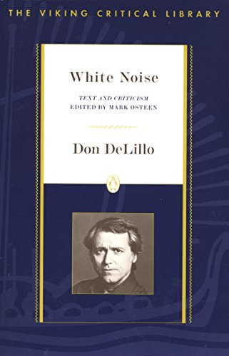 9780140274981: White Noise (The Viking critical library)