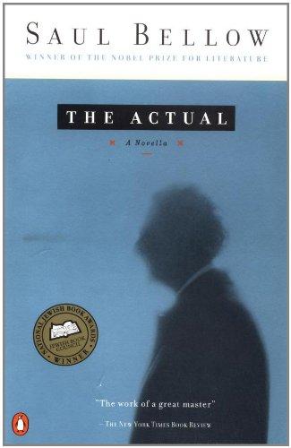 9780140274998: The Actual : A Novella