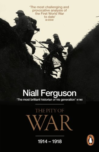 9780140275230: The Pity of War