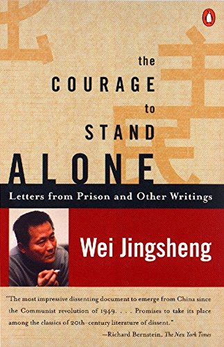 9780140275353: The Courage to Stand Alone: Letters from Prison and Other Writings
