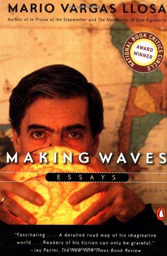9780140275568: Making Waves: Essays