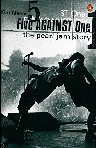 9780140276428: Five Against One: The Pearl Jam Story