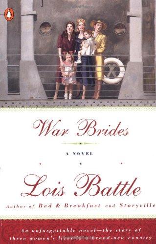 9780140276435: War Brides