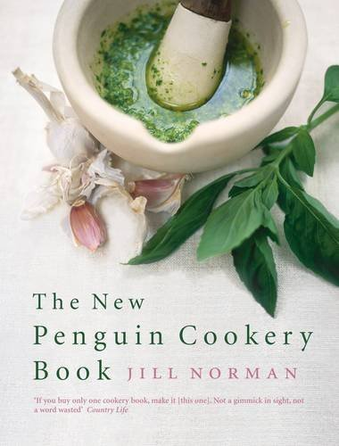 9780140276558: The New Penguin Cookery Book