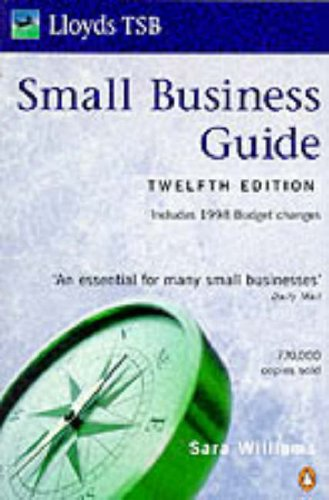 9780140277210: LLOYDS TSB SMALL BUSINESS GUIDE.