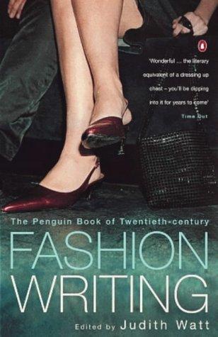 9780140277319: The Penguin Book of Twentieth Century Fashion Writing