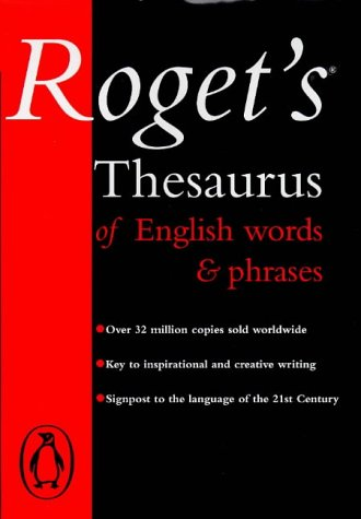 9780140277364: Thesaurus of English Words and Phrases