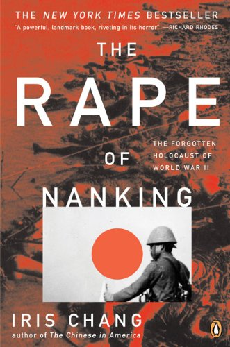 9780140277449: The Rape of Nanking: The Forgotten Holocaust of World War II