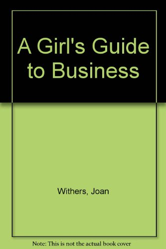 9780140277692: A Girl's Guide to Business