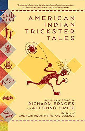 9780140277715: American Indian Trickster Tales (Myths and Legends)