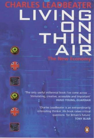 9780140277937: Living on Thin Air