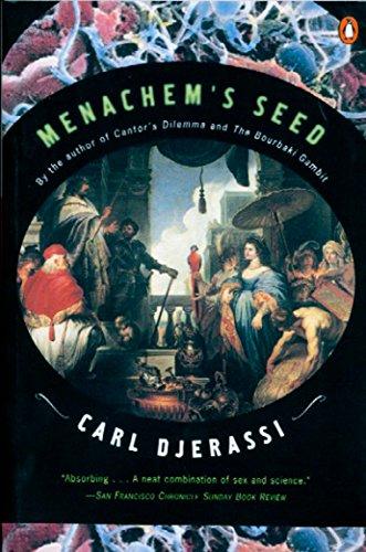 9780140277944: Menachem's Seed: A Novel