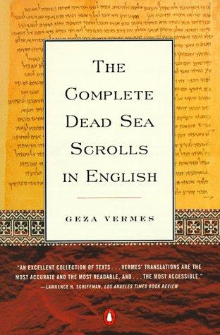9780140278071: Complete Dead Sea Scrolls in E