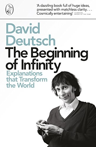 9780140278163: Penguin Classics The Beginning Of Infinity (Penguin Press Science)