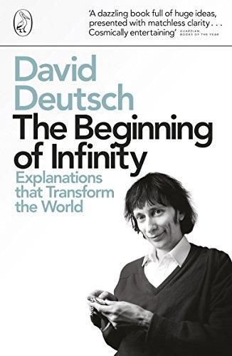 9780140278163: Penguin Classics The Beginning Of Infinity (Penguin Press Science)