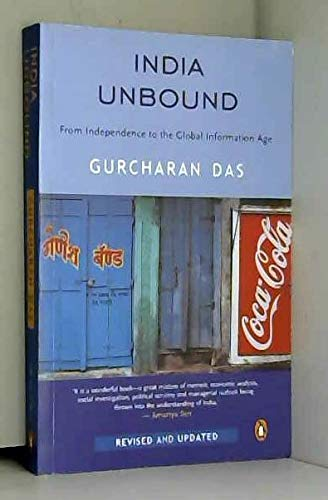 9780140278231: INDIA UNBOUND: FROM INDEPENDENCE TO THE GLOBAL INFORMATION AGE.