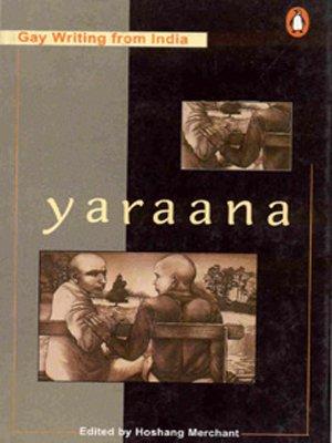 9780140278392: Yaraana: Gay Writing from India