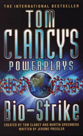 9780140279269: Bio-Strike (Tom Clancy's Power Plays)