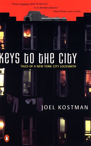 9780140279474: Keys to the City: Tales of a New York City Locksmith