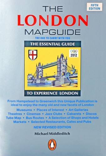 9780140279481: The London Mapguide (8th Edition)