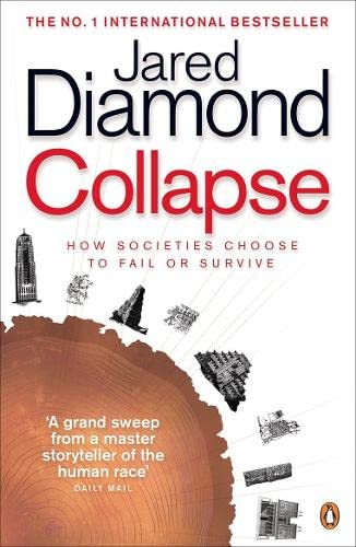 9780140279511: Collapse: How Societies Choose to Fail or Survive