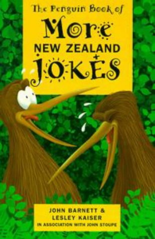 9780140279962: Penguin Book of More New Zealand Jokes