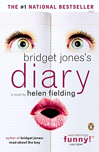 Bridget Jones's Diary: A Novel by Helen Fielding