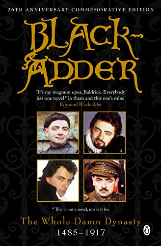 9780140280357: Blackadder: The Whole Damn Dynasty