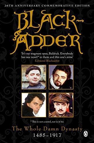 9780140280357: Blackadder: The Whole Damn Dynasty