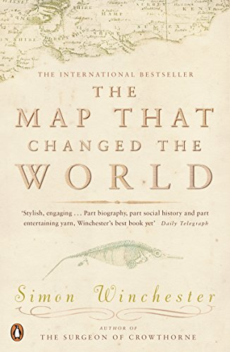 9780140280395: The Map That Changed the World: A Tale of Rocks, Ruin and Redemption