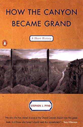 9780140280562: How the Canyon Became Grand: A Short History