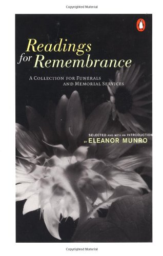 9780140280647: Readings for Remembrance: A Collection for Funerals and Memorial Services