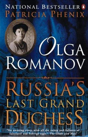 9780140280869: Olga Romanov