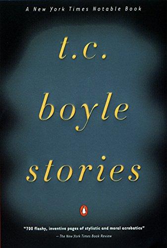 9780140280913: T. C. Boyle Stories