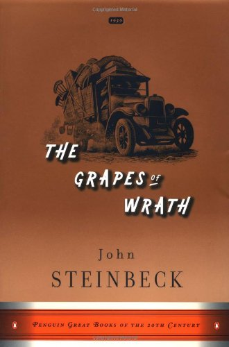 The Grapes of Wrath (Penguin Great Books: Steinbeck, John