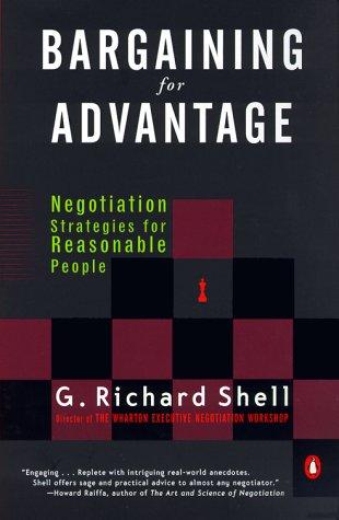 9780140281910: Bargaining For Advantage
