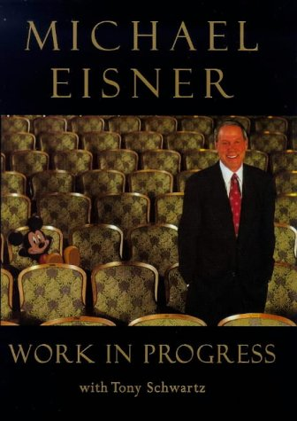 9780140281989: WORK IN PROGRESS (PENGUIN BUSINESS)