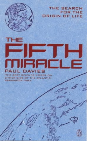 9780140282269: The Fifth Miracle: The Search For the Origin of Life