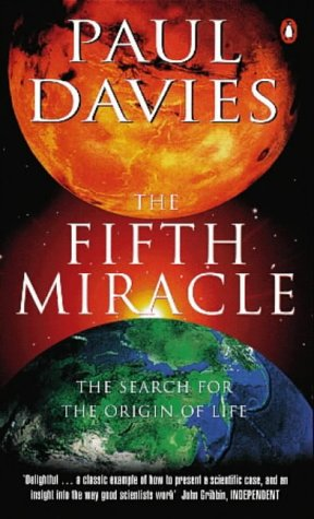 9780140282269: The Fifth Miracle: Search for the Origins of Life (Penguin Press Science)