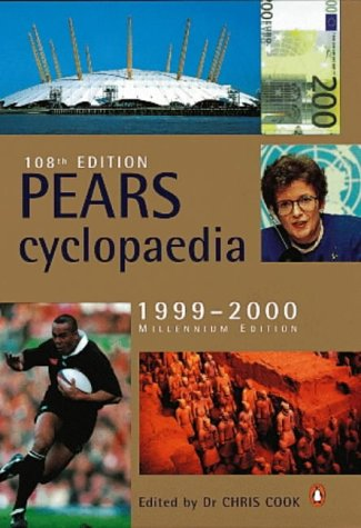 9780140282320: Pears Cyclopaedia 1999-2000 (Penguin reference)