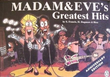 9780140282412: The Madam and Eve the Greatest Hits: Favourite Cartoons from Madam and Eve