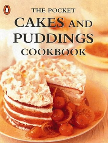 9780140282443: The Pocket Cakes And Puddings Cookbook (Australian Pocket Penguins)