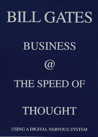 9780140283112: Business At the Speed of Thought