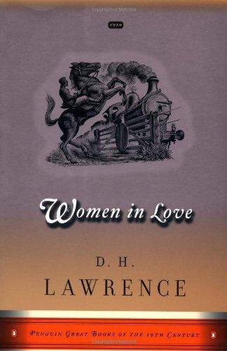 Women in Love: Lawrence, D.H.