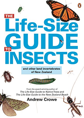 9780140283457: The Life-Size Guide to Insects and Other Land Invertebrates of New Zealand