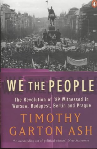 We the People (9780140283914) by Tg Ash