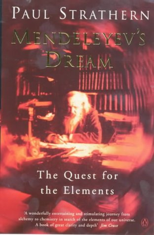 9780140284140: Mendeleyev's Dream: The Quest for the Elements